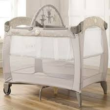 graco contour electra baby travel cot with napper bear u0026 friends