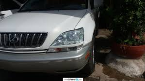 lexus rx300 model 2003 lexus rx 300 2003 4wd half full white color in phnom penh on