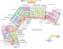 find floor plans mid coast hospital find us floor plans level 1