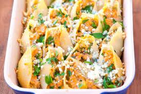 easy taco stuffed shells recipe