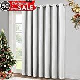 White Energy Efficient Curtains Amazon Com Energy Efficient Panels Draperies U0026 Curtains Home