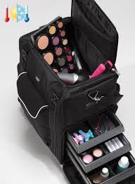 Box Makeup makeup trolley box with drawers