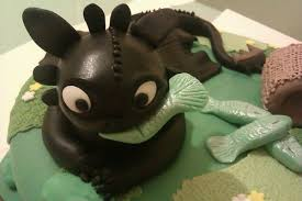 toothless cake topper toothless cake topper featuring toothless fish how to