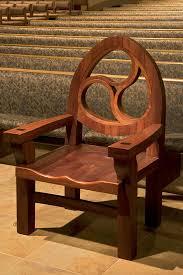 Patio Furniture Corpus Christi Presider U0027s Chair At Corpus Christi Catholic Church Round Lake