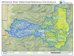 Eugene Map Utilities Launch River Projects Mckenzie River Reflections A