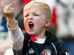 Mikey Meme - mikey wilson middle finger kid know your meme