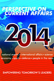 perspective on current affairs 2014 pb by founder ed sohan lall