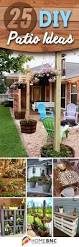 Patio Backyard Ideas Best 25 Diy Patio Ideas On Pinterest Patio Furniture Ideas Diy