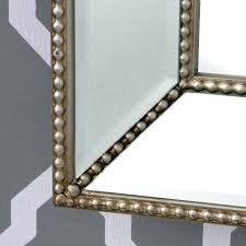 wall mirror wall hanging mirror frames metal framed asymmetrical