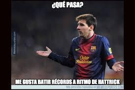Memes De Messi - los memes del r礬cord de messi en chions as com