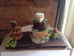 cheese wedding cake and pork pie tower picture of the carriage