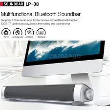 soundbar home theater system tv home theater super bass soundbar bluetooth sound bar speaker
