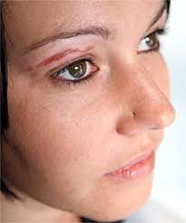 tattooed makeup gone wrong makeup vidalondon