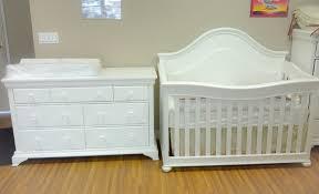 Convertible Crib Sets White Sorelle Shaker 4 Nursery Set 4 In 1 Convertible Crib 100