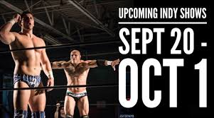 Awn Wrestling Upcoming Shows 9 20 To 10 1 Indy Wrestling Life Magazine