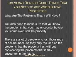 What To Ask When Buying by Las Vegas Realtor Guide Things That You Need To Ask When Buying Prope U2026