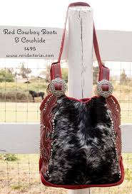 Hair On Cowhide Purse 45 Bästa Bilderna Om Western Handbags På Pinterest Handväskor
