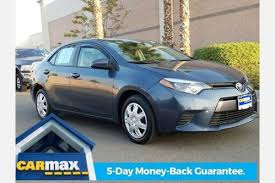 toyota san jose used cars used toyota corolla for sale in san jose ca edmunds