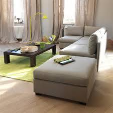 canapé modulable 5 éléments 12 coloris mobilier canape deco