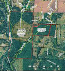 Map Of Sequim Wa Proposed Reservoir Awaits Land Transfer Funding Sequim Gazette