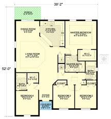 house plans 4 bedroom small house plans green home plans