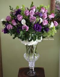 lavender roses sheena grand lavender roses purple flowers calla lillies in