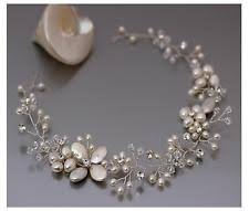 tiaras uk ivory wedding tiaras and headbands ebay