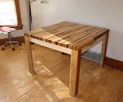kitchen butcher block kitchen table within delightful butcher