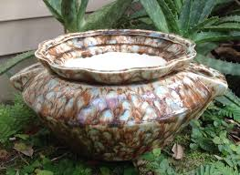 Extra Large Planters by African Violet Pot Mocha Marble Extra Large Planter House