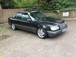 mercedes w124 e220 1996 classic in hackney london gumtree