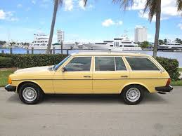 mercedes florida 82 mercedes 300tdt turbo diesel wagon gorgeous collector cond