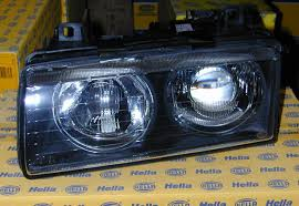 zkw e36 3 series bmw headlights euro ellipsoids with options