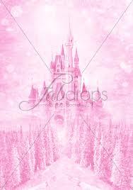 castle backdrop fab drops photography backdrop pink princess castle