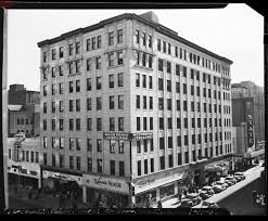 31 vintage photos of downtown oklahoma city in the 1940s vintage