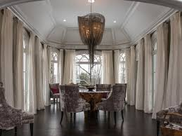 Dining Room Curtain Ideas Stunning Curtains Dining Room Photos Home Design Ideas