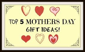 mothers day ideas 2017 top 5 mothers day gift ideas youtube