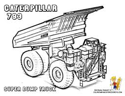 kenworth dump truck coloring pages caterpillar gekimoe u2022 65922