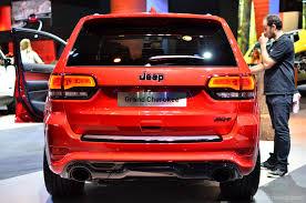 jeep grand cherokee srt red jeep grand cherokee srt red vapor paris 2014 08 images paris