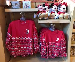 disneyland sweaters this disney parks sweater spirit jersey is the must