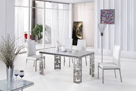 stainless steel dining room tables mesmerizing stainless steel dining table and chairs 15 about