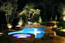 low voltage lighting near swimming pool landscape lighting around pool low voltage led landscape lighting