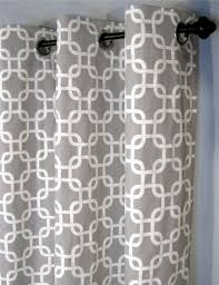 Crate Barrel Curtains Bathroom Shower Curtains Modern Crate And Barrel Shower Curtain