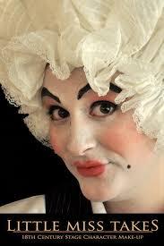 makeup application classes 11 best restoration makeup images on 17th century