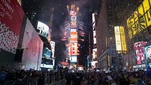 new year s celebrations live new year s times square drop where to live
