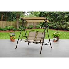 Mainstays Replacement Canopy by Patio Furniture Person Patio Swingc2a0 Swings Person2 Swing With