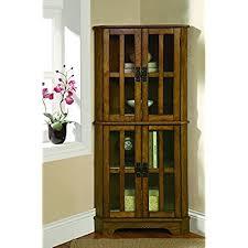 Jenlea Shoe Storage Cabinet Corner Cabinet With Doors