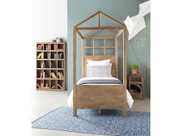 Joanna Gaines Products Magnolia Home By Joanna Gaines Boho Playhouse Full Canopy Bed