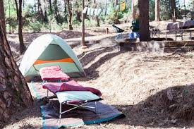 Camping In The Backyard Camping In The Backyard Inn Town Campground In Nevada City Set To