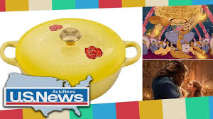 breaking news le creuset u0027s beauty and the beast soup pot youtube