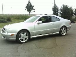 2000 mercedes coupe used 2000 mercedes clk class for sale concord on